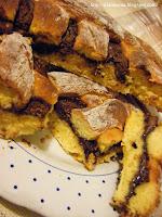 crostata nutella cioccolato