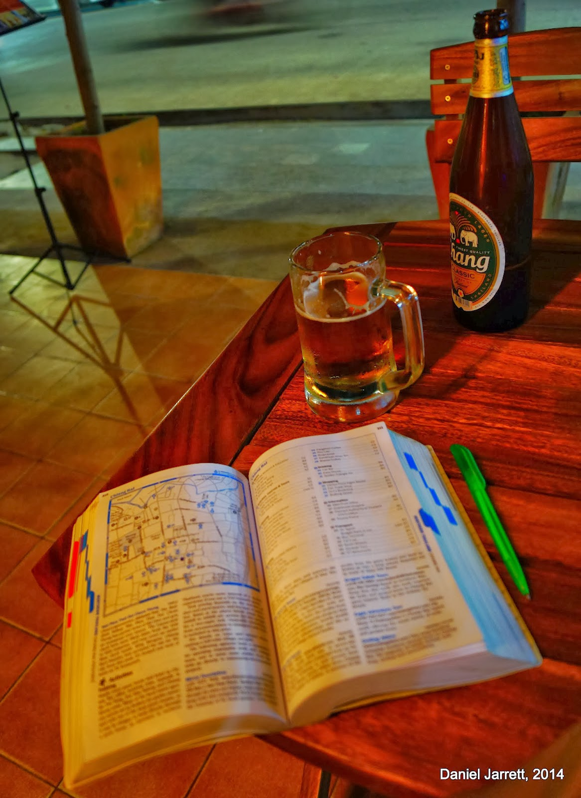 Chiang Rai Beer and Guide