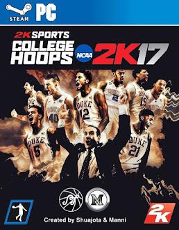 College Hoops 2K17 (Coming Soon)