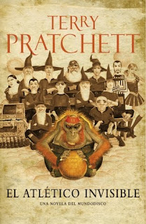El atlético invisible de Terry Pratchett