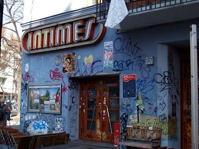 Intimes Kino, Friedrichshain, Berlin