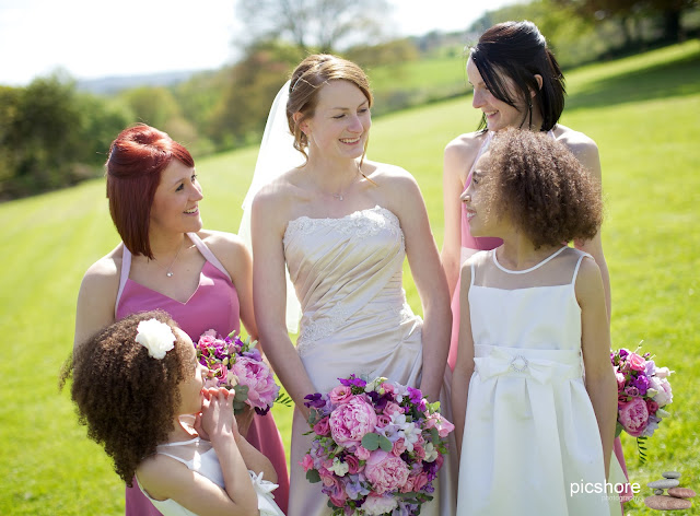 farm wedding devon Picshore Photography