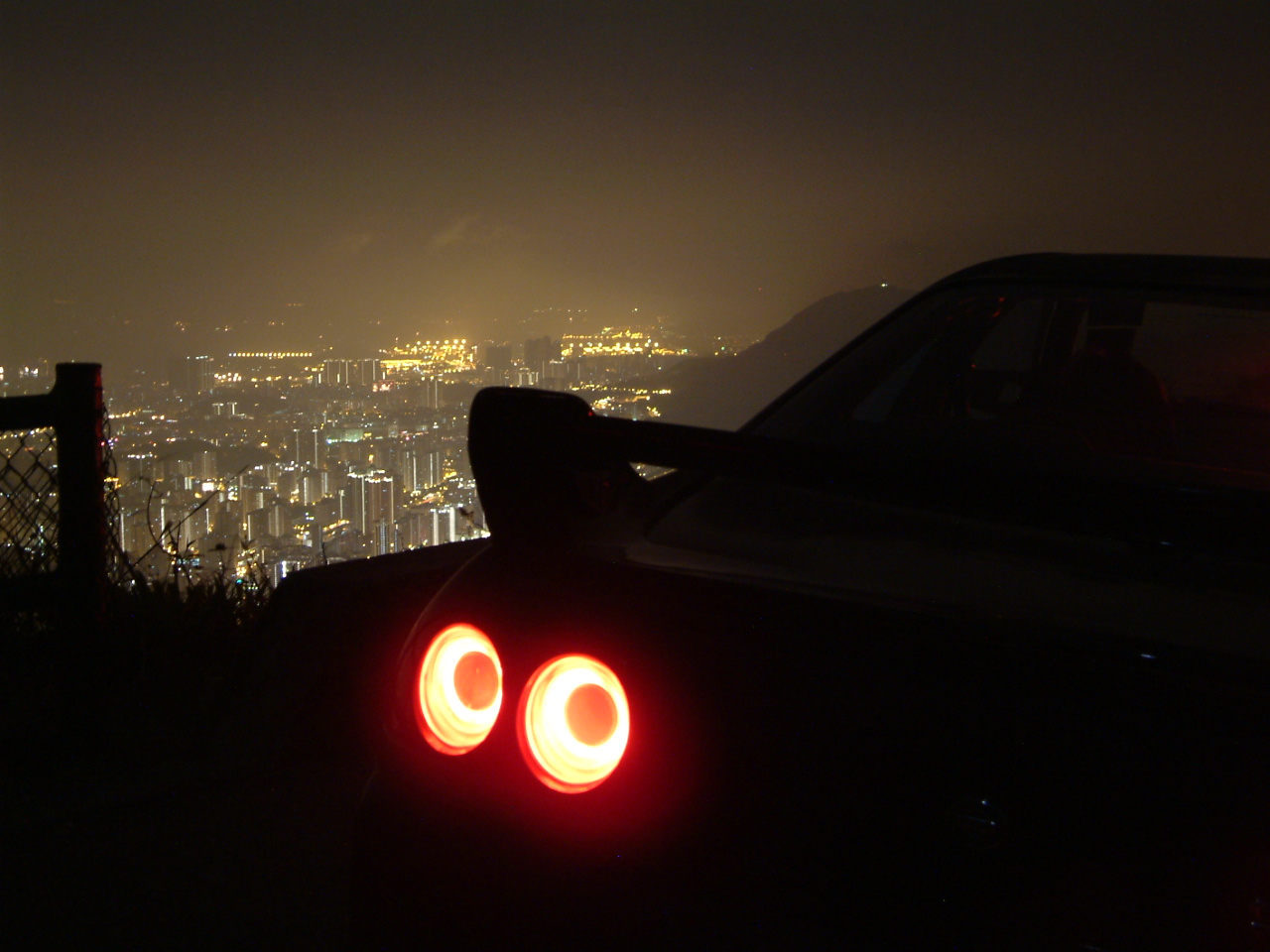 Gtr Wallpaper Tail Light Collection 11 Wallpapers