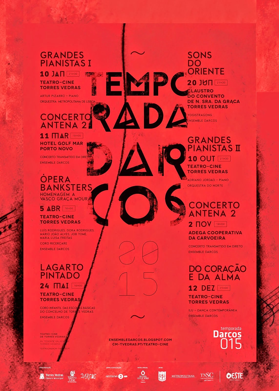 ENSEMBLE DARCOS . NUNO CÔRTE-REAL
