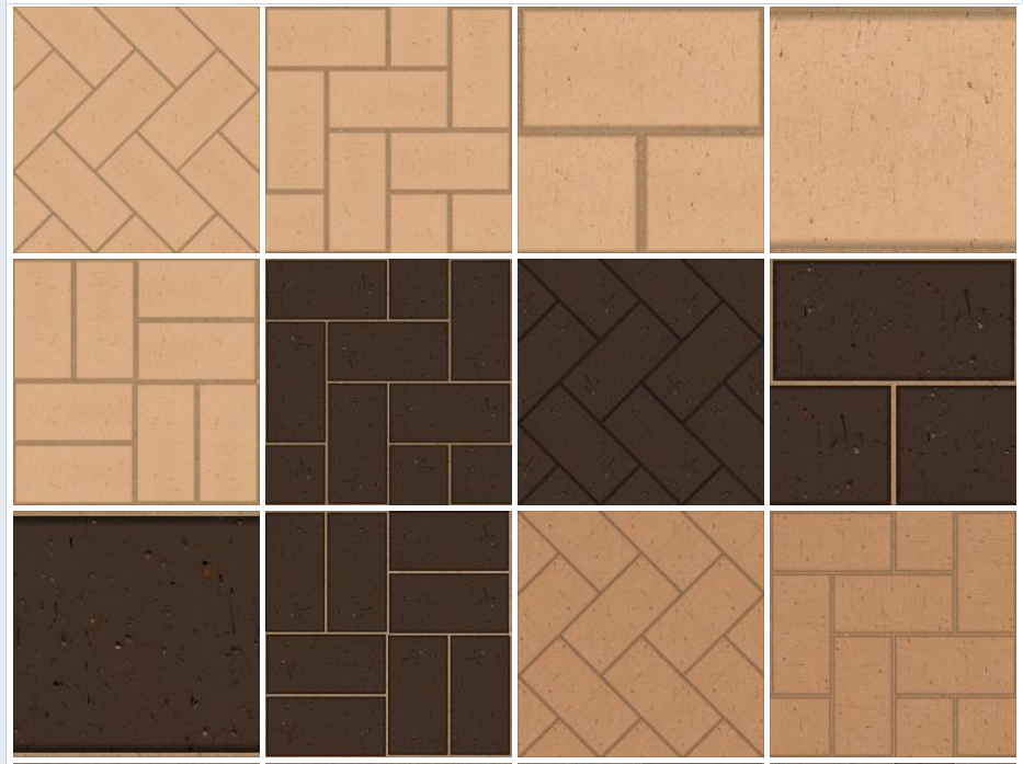 Sketchup texture february 2013 for Free sketchup textures