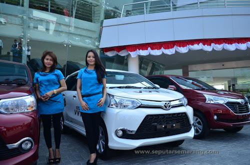 Toyota Avanza terbaru 2015 SPG Model Cantik