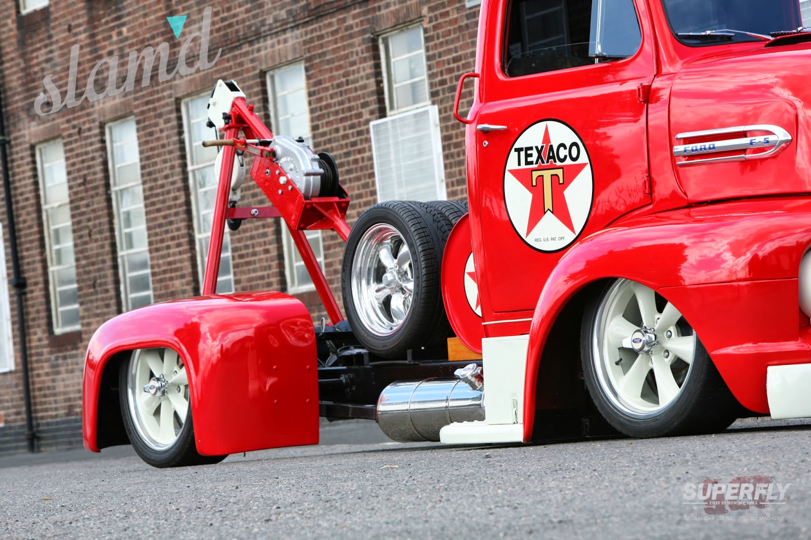 1951 ford coe tow - photo #27