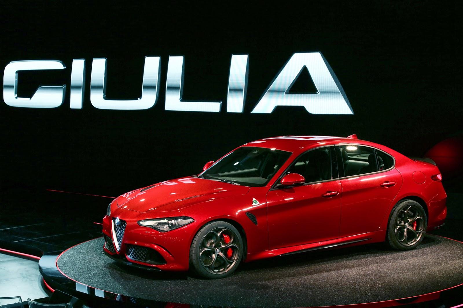 Update Novo Alfa Romeo Giulia Apresentado Quatro Rodas