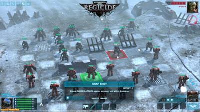Warhammer 40k Regicide Gameplay Youtube