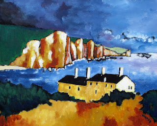 sea shore | paintings | england