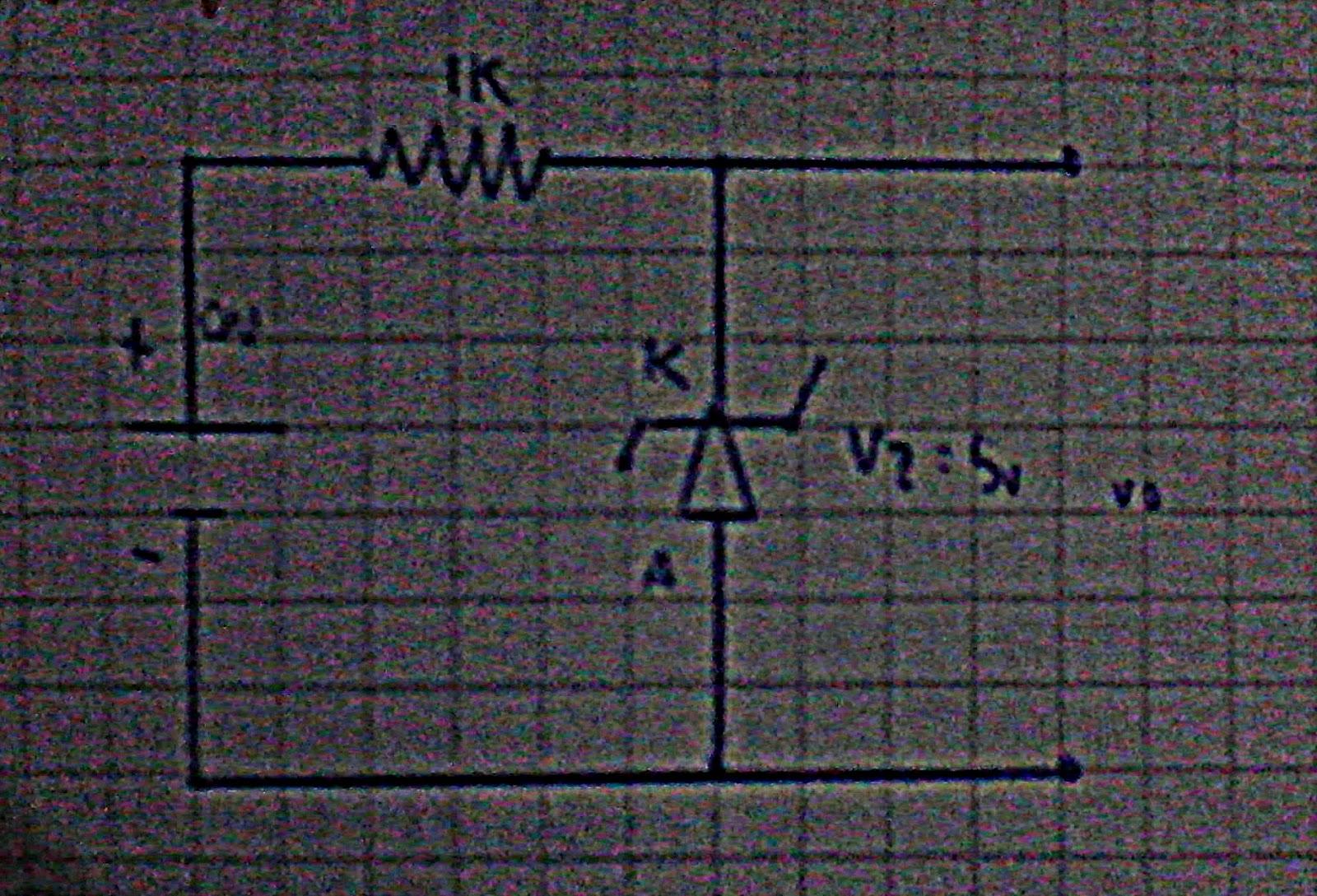 Circuito Zener : Electrónica básica: practica2: diodos zener