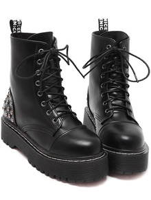 www.shein.com/Black-Rivet-Thick-soled-Lace-Up-Short-Boots-p-256907-cat-1748.html?aff_id=2525