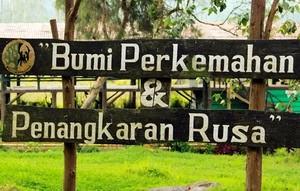Ranca Upas Objek Wisata Pangalengan Bandung