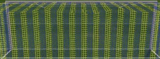 موسوعة شبكات الملاعب بألوان و أشكال مختلفة لأفضل لعبة كرة قدم في العالم pes6  4