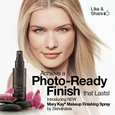 MAKE-UP FINISHING SPRAY