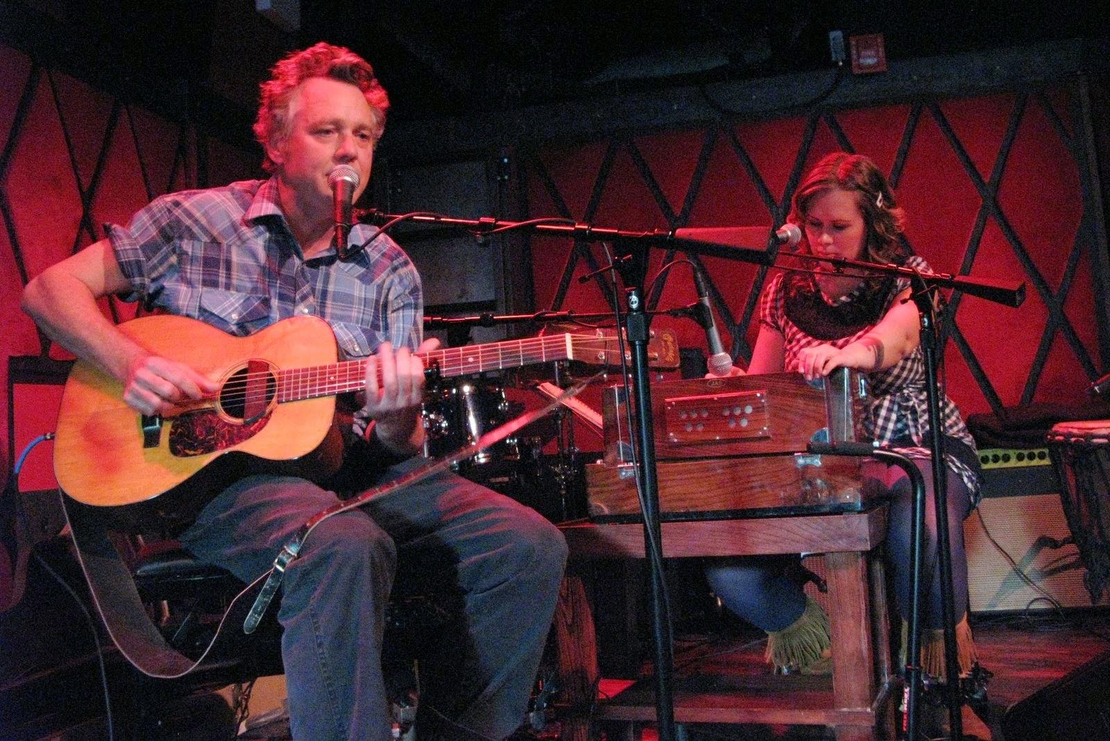 Mark Olson (ex-Jayhawks) & INGUNN RINGVOLD en Sala Musik 29 de Noviembre