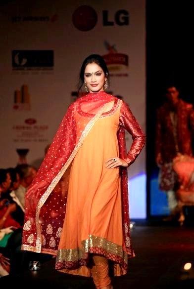 SHYAMAL & BHUMIKA Anarkali Dresses 2014