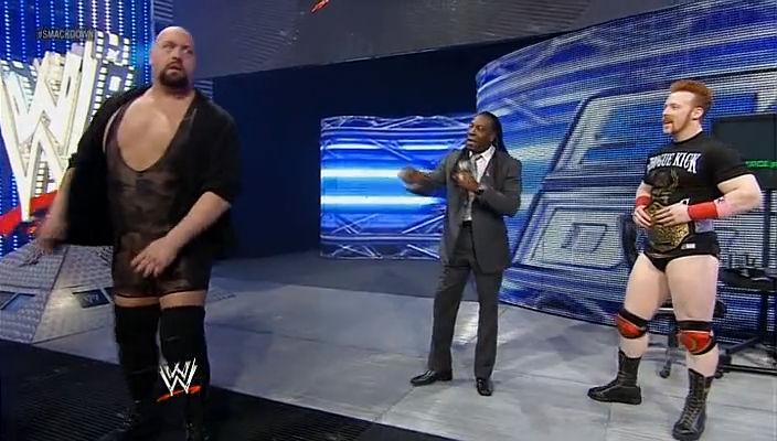 مشاهدة عرض مصارعة WWE Friday Night SmackDown 12/10/2012 youtube مترجم يوتيوب
