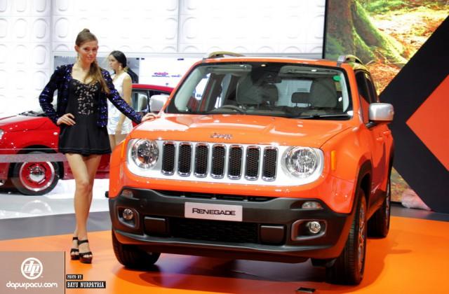 Harga Jeep Renegade Indonesia 2016