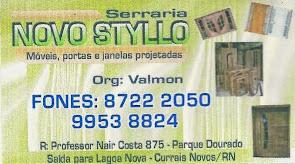 Serraria Novo Styllo