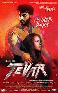 Tevar (2015) Movie Poster