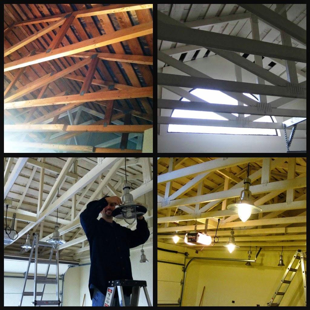 DIY Dithering : Lighting Up The Garage