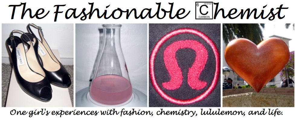 The Fashionable Chemist