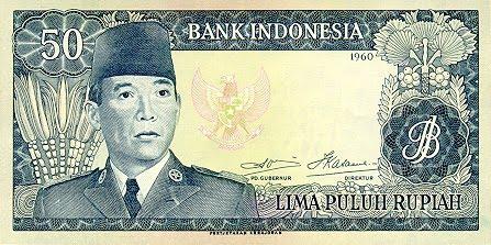 Rp50 tahun 1960