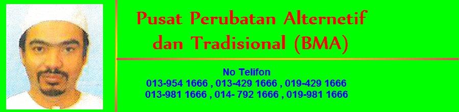 Pusat Rawatan Alternetif Tradisional dan Kebatinan