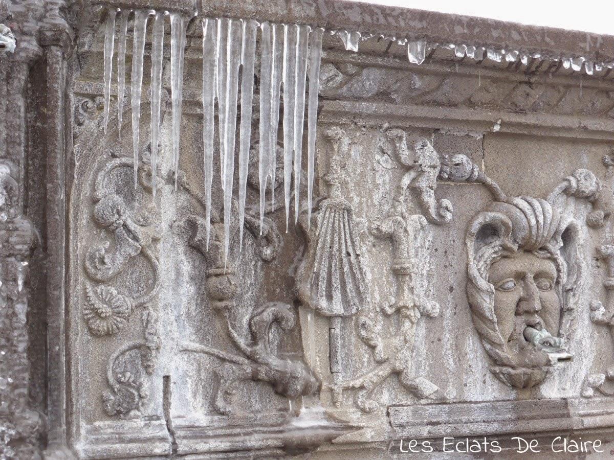 Claire dans tous ses clats un hiver clermont ferrand - Jardin d hiver henri salvador clermont ferrand ...