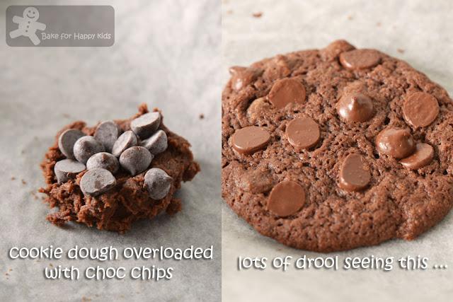 Bill Granger Chocolate Oat Cookies