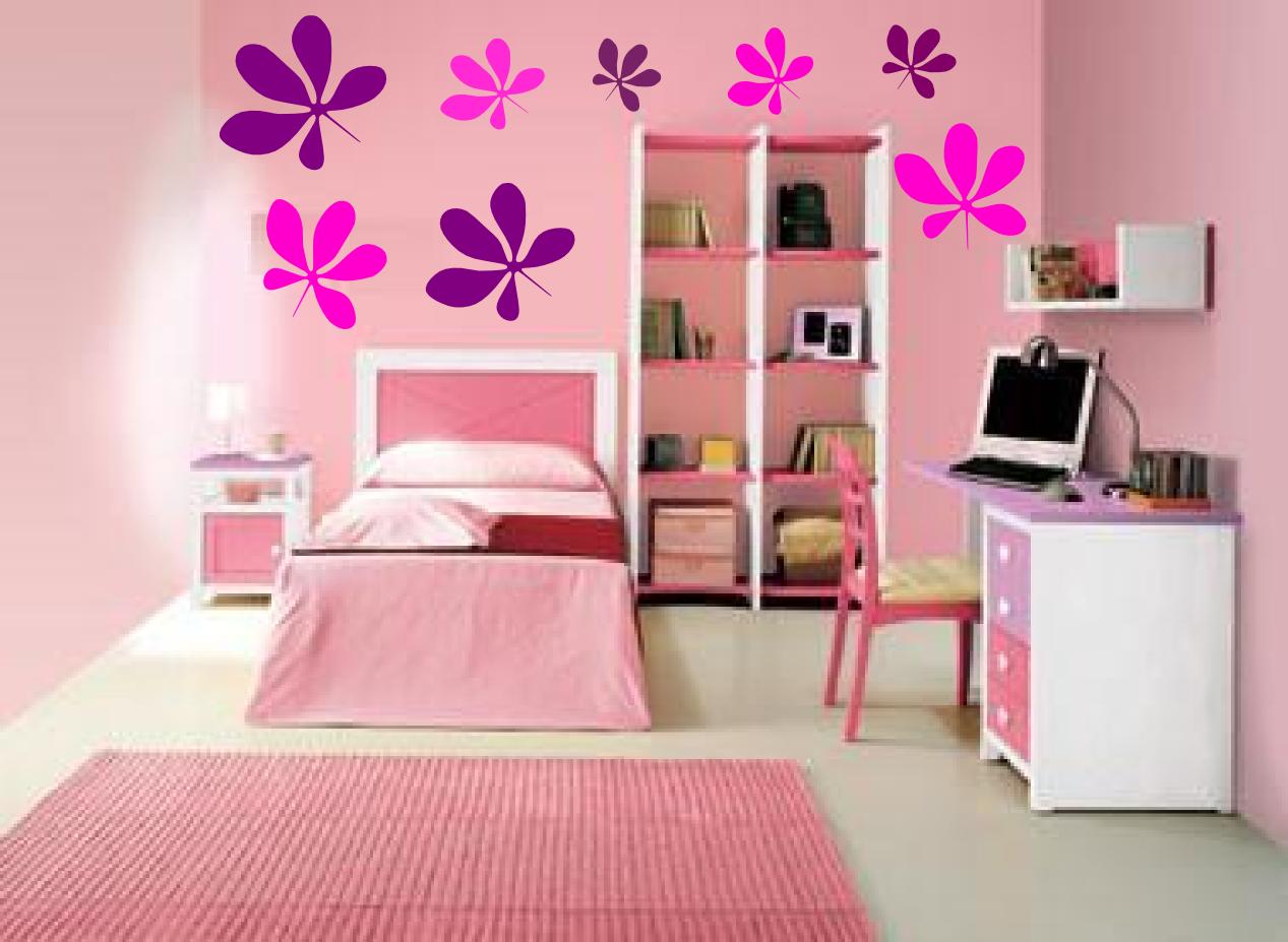 Vinilos decorativos para tu hogar cuartos infantiles for Vinilos para decorar habitaciones infantiles