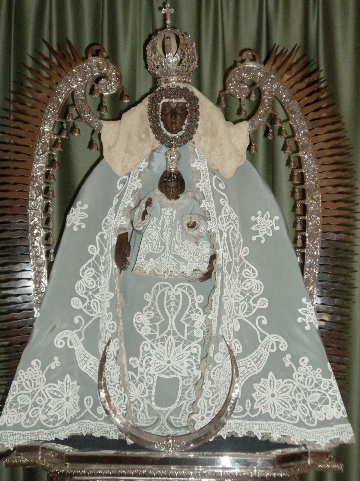 El sayon im genes de la virgen del prado en ciudad real for Calle prado de la iglesia guadarrama