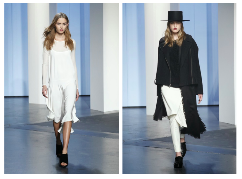 tibi runway fall 2014 new york fashion week nyfw