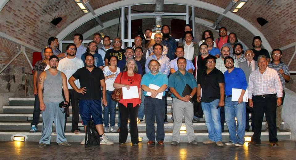 Encuentro Canales Comunitarios con CNTV