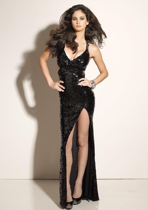 Long Prom Dresses 2012