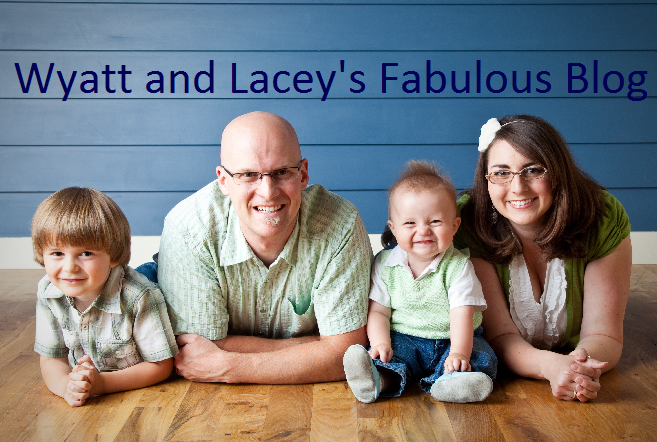 Wyatt and Lacey's Fabulous Blog