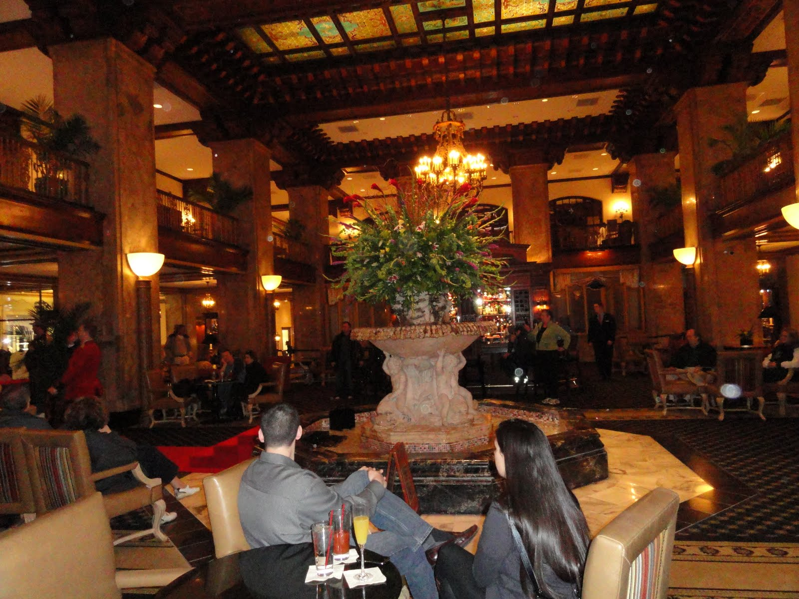 On the road memphis peabody hotel for Luxury hotels in memphis tn
