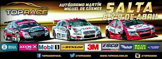 TOP RACE EN SALTA