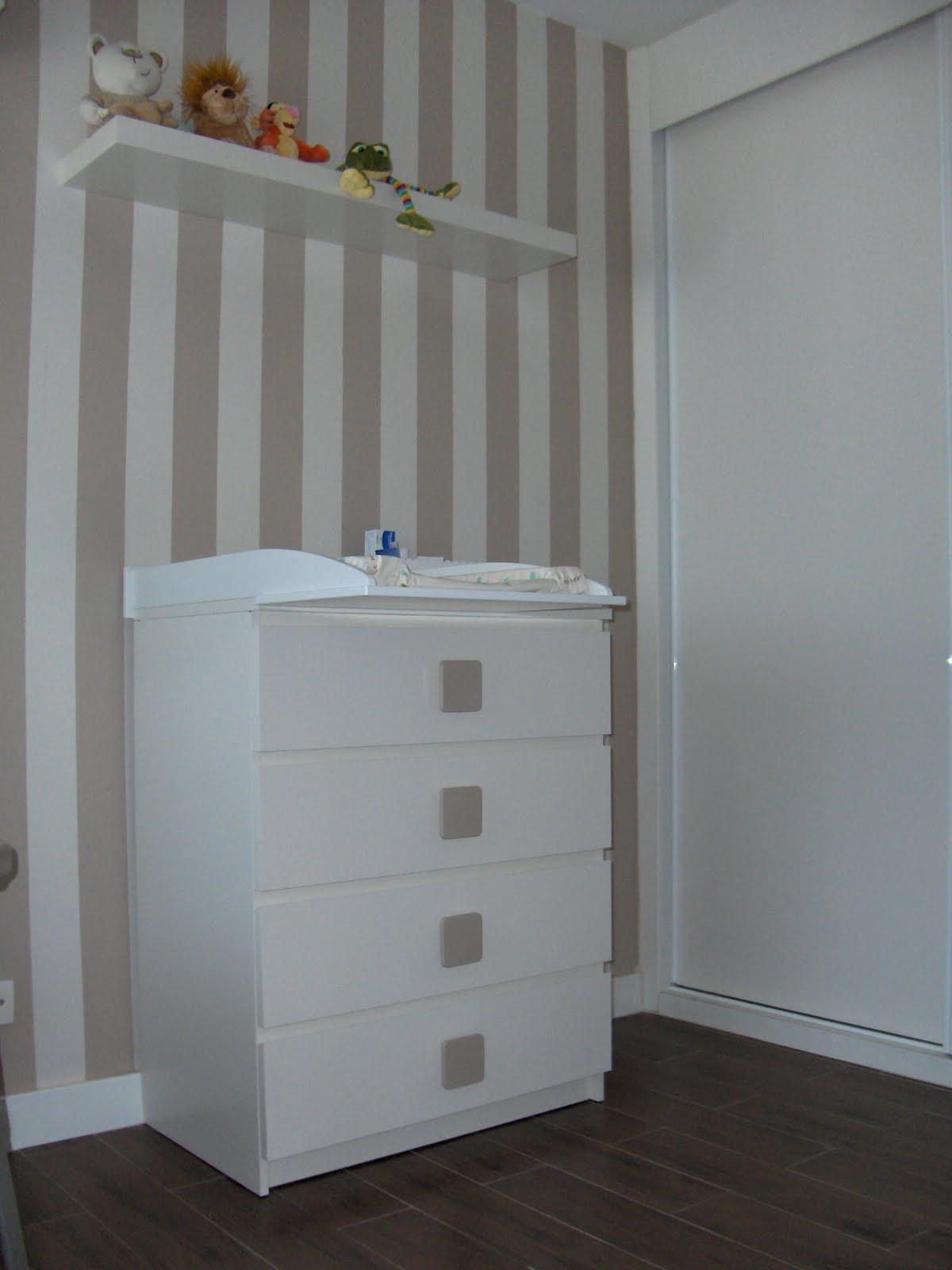 El taller de flory pondy cambiador para beb - Comoda cambiador bebe ...