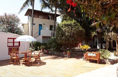 Hoteles económicos en Galápagos