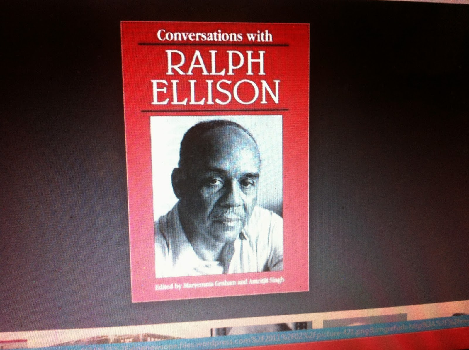 essays on living with music ralph ellison Ralph ellison brought onto the scene a new  by the african-american presence — including music  and essays by ralph ellison invisible.