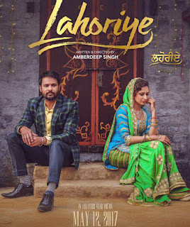 Lahoriye 2017 Punjabi Movie HDRip [400MB]