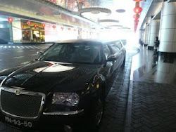 Macau, China Super Limo
