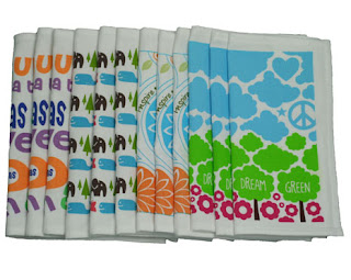 fair trade, green, organic, towels, family pack, people towels
