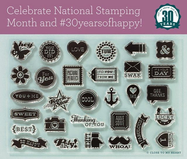 National Stamping Month!