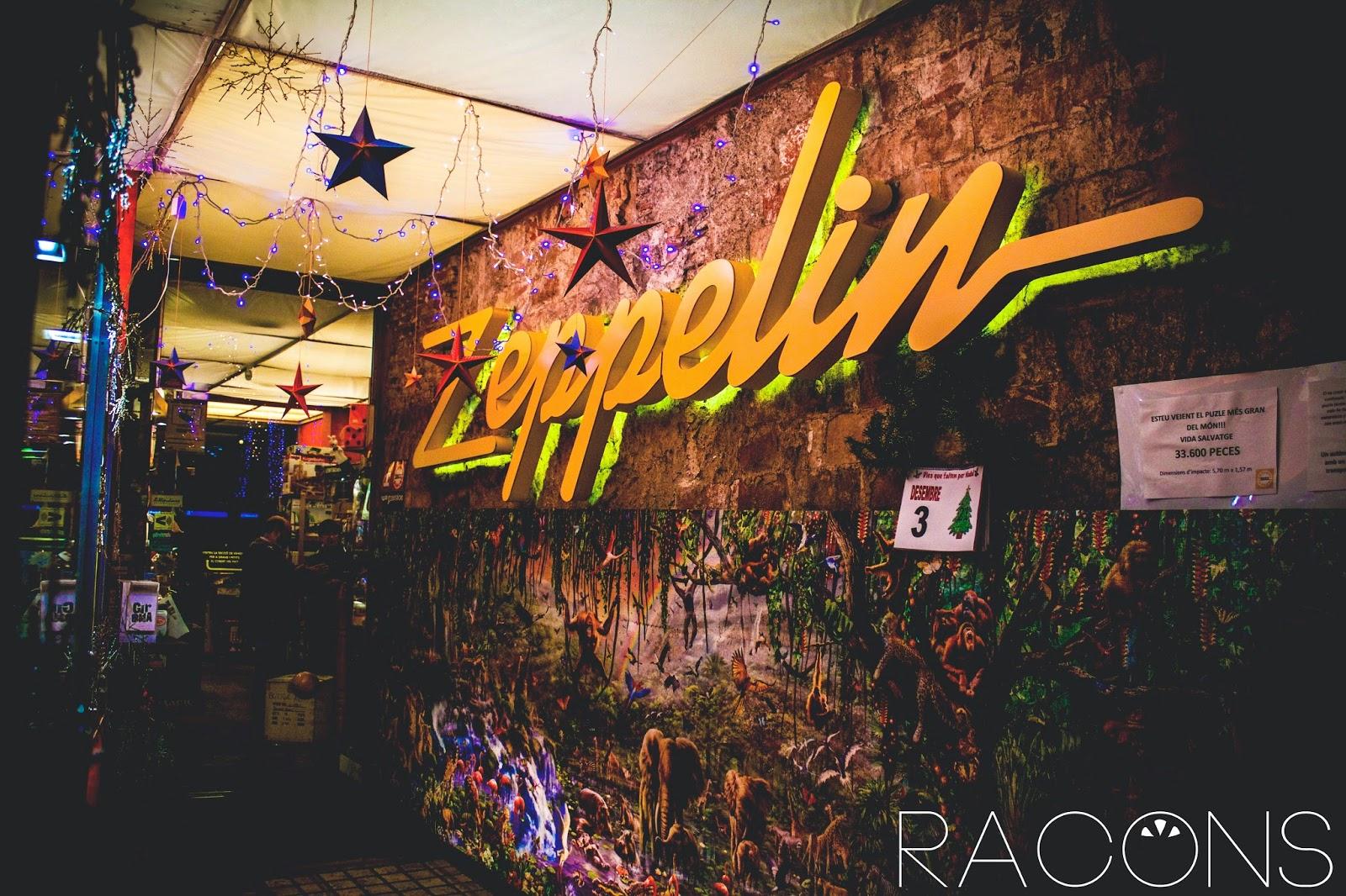 botiga zeppelin girona