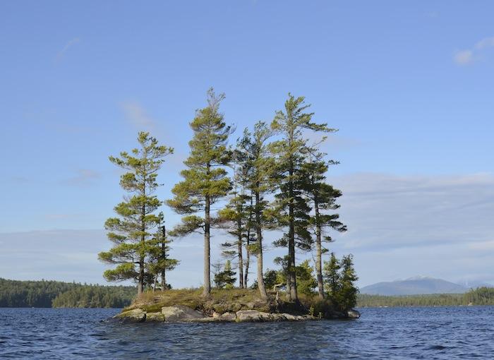 Saranac Lake Islands Ny