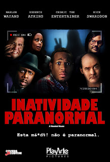 Inatividade Paranormal - TS Dublado