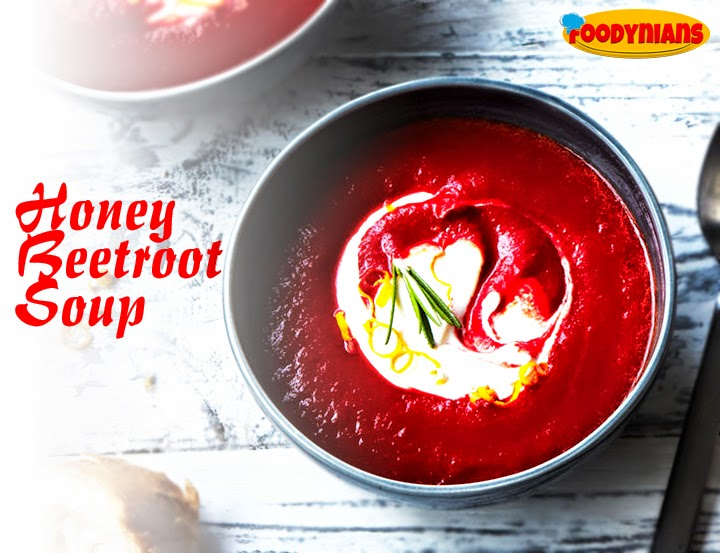 Honey-Betroot-Soup